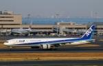 Wasawasa-isaoさんが、羽田空港で撮影した全日空 777-381の航空フォト(写真)