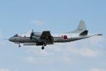 よっしぃさんが、厚木飛行場で撮影した海上自衛隊 UP-3Cの航空フォト(写真)