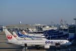 金魚さんが、中部国際空港で撮影した日本航空 767-346/ERの航空フォト(写真)