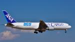 パンダさんが、成田国際空港で撮影した全日空 767-381Fの航空フォト(写真)