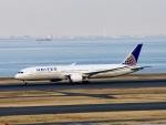 kikiさんが、羽田空港で撮影したユナイテッド航空 787-9の航空フォト(写真)