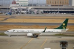 kikiさんが、羽田空港で撮影したサウジアラビア財務省 737-9FG/ER BBJ3の航空フォト(写真)