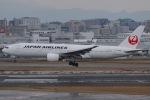 mototripさんが、福岡空港で撮影した日本航空 777-289の航空フォト(写真)