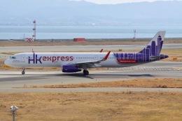 関西国際空港 - Kansai International Airport [KIX/RJBB]で撮影された関西国際空港 - Kansai International Airport [KIX/RJBB]の航空機写真