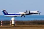 YAMMARさんが、新潟空港で撮影したANAウイングス DHC-8-402Q Dash 8の航空フォト(写真)