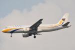 LEGACY747さんが、スワンナプーム国際空港で撮影したミャンマー国際航空 A320-214の航空フォト(写真)