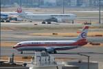 naotonopapaさんが、羽田空港で撮影した日本トランスオーシャン航空 737-446の航空フォト(写真)