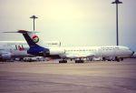 orbis001さんが、関西国際空港で撮影したタジキスタン航空 Tu-154Mの航空フォト(写真)