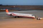 YAMMARさんが、新潟空港で撮影した遠東航空 MD-83 (DC-9-83)の航空フォト(写真)