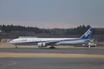 ジャンクさんが、成田国際空港で撮影した全日空 777-381/ERの航空フォト(写真)