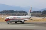 トールさんが、静岡空港で撮影した中国東方航空 737-89Pの航空フォト(写真)