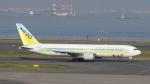 AE31Xさんが、羽田空港で撮影したAIR DO 767-381の航空フォト(写真)
