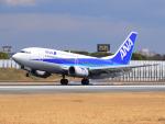 きゅうさんが、伊丹空港で撮影したANAウイングス 737-54Kの航空フォト(写真)