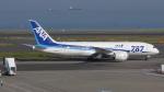 AE31Xさんが、羽田空港で撮影した全日空 787-881の航空フォト(写真)