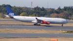 AE31Xさんが、成田国際空港で撮影したスカンジナビア航空 A340-313Xの航空フォト(写真)
