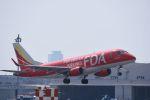 Duffさんが、名古屋飛行場で撮影したフジドリームエアラインズ ERJ-170-100 (ERJ-170STD)の航空フォト(写真)