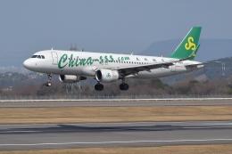 qooさんが、高松空港で撮影した春秋航空 A320-214の航空フォト(写真)