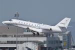 qooさんが、高松空港で撮影したノエビア 680 Citation Sovereignの航空フォト(写真)