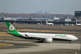 Wasawasa-isaoさんが、羽田空港で撮影したエバー航空 A330-302の航空フォト(写真)