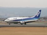 flyflygoさんが、熊本空港で撮影したANAウイングス 737-54Kの航空フォト(写真)