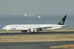 むこいちさんが、羽田空港で撮影した全日空 777-381/ERの航空フォト(写真)