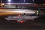 VIPERさんが、羽田空港で撮影したサウジアラビア財務省 737-7FGの航空フォト(写真)