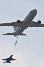gucciyさんが、名古屋飛行場で撮影した航空自衛隊 767-2FK/ERの航空フォト(写真)