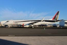 JRF spotterさんが、ホノルル国際空港で撮影した三菱航空機 MRJ90STDの航空フォト(写真)