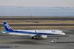 kikiさんが、羽田空港で撮影した全日空 A321-211の航空フォト(写真)