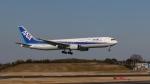 raichanさんが、成田国際空港で撮影した全日空 767-381/ERの航空フォト(写真)
