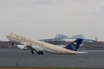 VIPERさんが、羽田空港で撮影したサウジアラビア王国政府 747-468の航空フォト(写真)