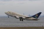 VIPERさんが、羽田空港で撮影したサウジアラビア王国政府 747SP-68の航空フォト(写真)