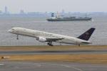 VIPERさんが、羽田空港で撮影したサウジアラビア王国政府 757-23Aの航空フォト(写真)