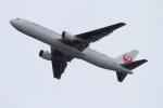 twining07さんが、羽田空港で撮影した日本航空 767-346/ERの航空フォト(写真)