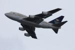 twining07さんが、羽田空港で撮影したサウジアラビア王国政府 747SP-68の航空フォト(写真)