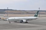 てるぞーさんが、成田国際空港で撮影したパキスタン国際航空 777-2Q8/ERの航空フォト(写真)