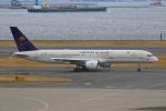 せぷてんばーさんが、羽田空港で撮影したサウジアラビア王国政府 757-23Aの航空フォト(写真)