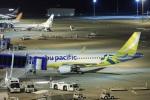 きったんさんが、中部国際空港で撮影したセブパシフィック航空 A320-214の航空フォト(写真)