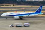 まくろすさんが、成田国際空港で撮影した全日空 A320-271Nの航空フォト(写真)