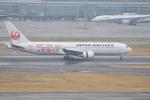 てるぞーさんが、羽田空港で撮影した日本航空 767-346/ERの航空フォト(写真)