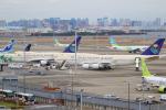 せぷてんばーさんが、羽田空港で撮影したサウジアラビア王国政府 747-468の航空フォト(写真)