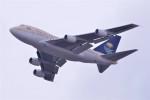 Spot KEIHINさんが、羽田空港で撮影したサウジアラビア王国政府 747SP-68の航空フォト(写真)