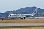 left eyeさんが、高知空港で撮影した日本航空 737-846の航空フォト(写真)