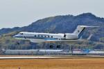left eyeさんが、高知空港で撮影した海上保安庁 G-V Gulfstream Vの航空フォト(写真)