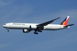 蒲田賢二さんが、羽田空港で撮影したフィリピン航空 777-3F6/ERの航空フォト(写真)