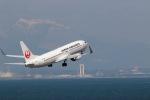 GNPさんが、中部国際空港で撮影した日本航空 737-846の航空フォト(写真)