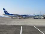 flyflygoさんが、高知空港で撮影した全日空 767-381/ERの航空フォト(写真)