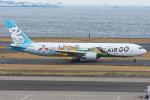 Tomo-Papaさんが、羽田空港で撮影したAIR DO 767-381の航空フォト(写真)