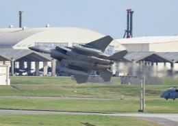 じーく。さんが、嘉手納飛行場で撮影したアメリカ空軍 F-15 Eagleの航空フォト(写真)