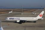 きったんさんが、中部国際空港で撮影した日本航空 767-346/ERの航空フォト(写真)